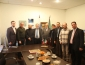 "Visit by delegation of the World Union of Muslim scientists of the Moscow center ""Al-Vasatyya"""